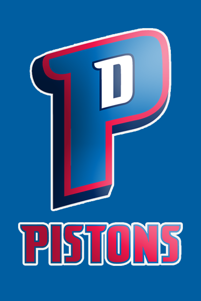 Detroit Pistons Shop Logo