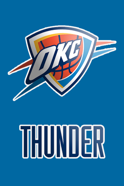 Oklahoma City Thunder Shop Logo